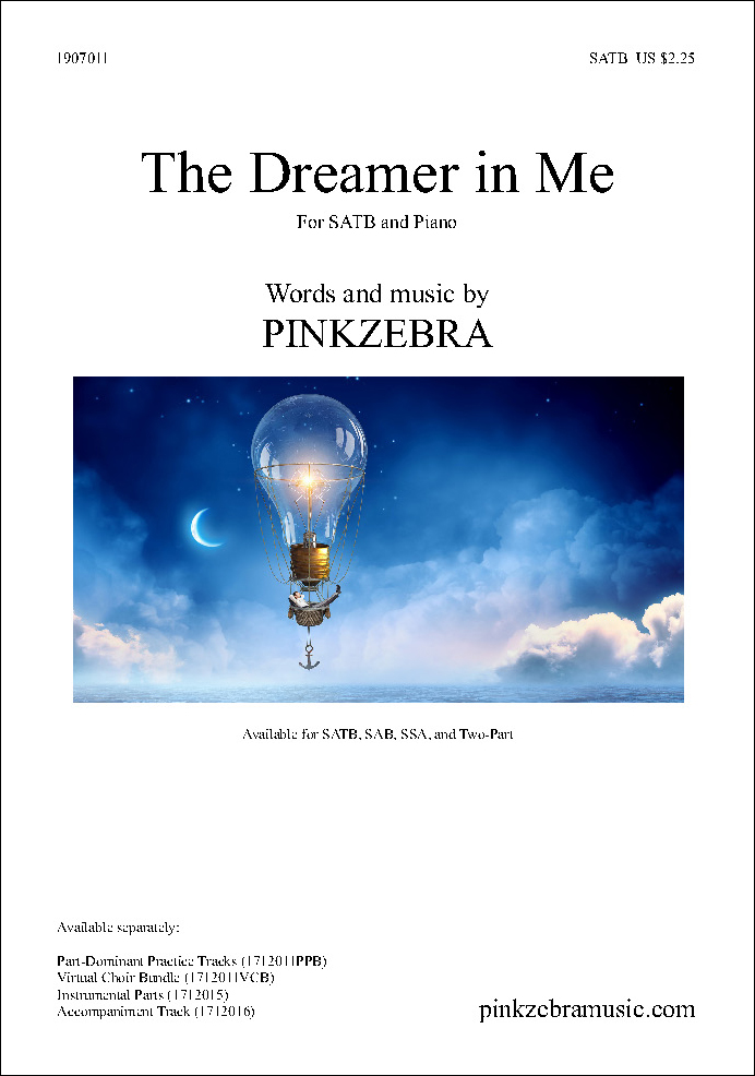 The Dreamer in Me