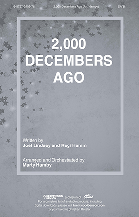 2,000 Decembers Ago