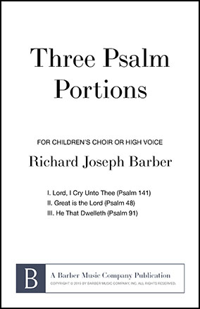 Three Psalm Portions