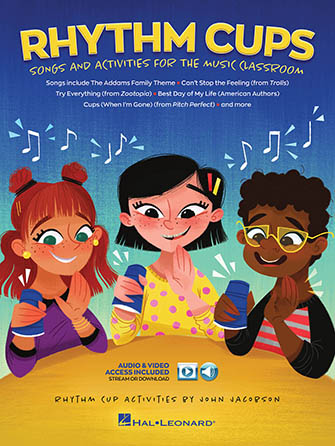 Rhythm Cups - Songs and Activities for the Music Classroom
