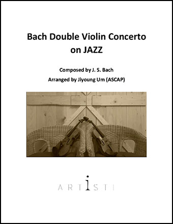 Bach Double Violin Concerto on Jazz