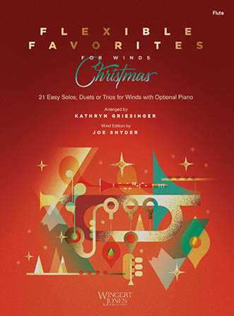 Flexible Favorites for Winds: Christmas