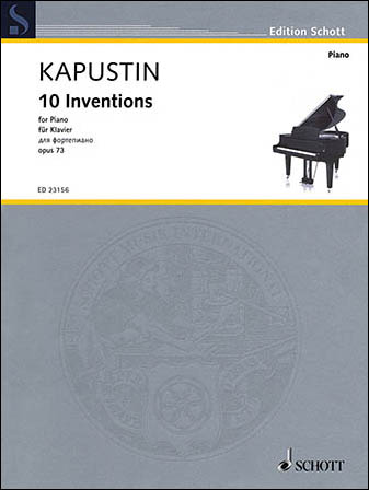 10 Inventions, Op. 73