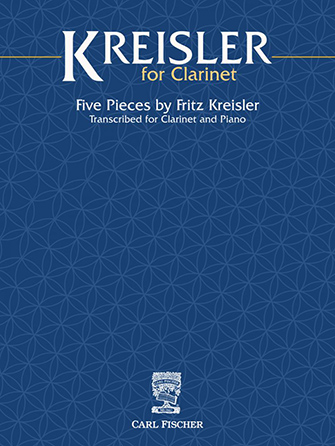 Kreisler for Clarinet