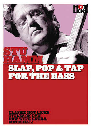 Slap, Pop & Tap for the Bass
