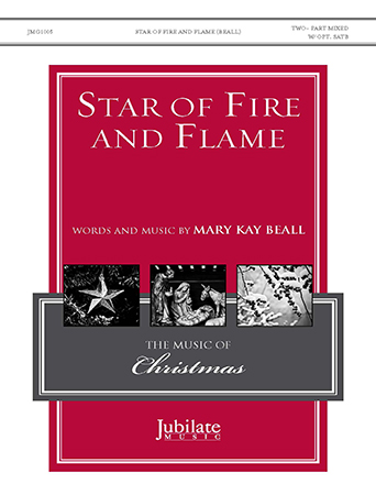 Stars of Fire and Flame
