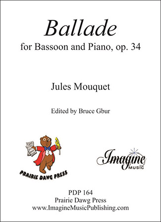 Ballade for Bassoon, Op. 34