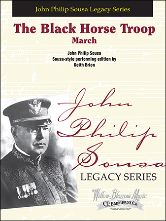 The Black Horse Troop March
