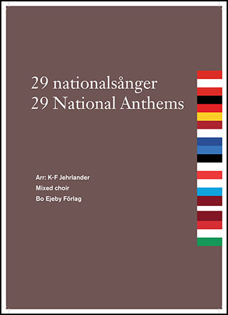 29 National Anthems