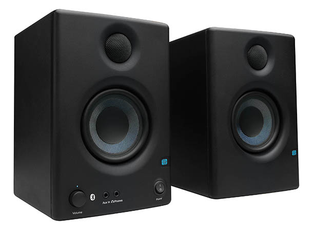 Eris E4.5 BT Reference Monitors with Bluetooth