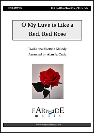 O My Luve is Like A Red, Red Rose