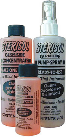 Sterisol Germicide Mouthpiece Cleaner