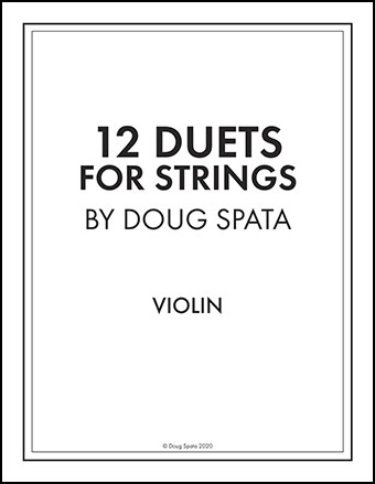 12 Duets for Strings