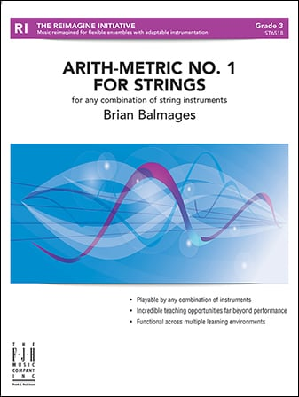 Arith-Metric No. 1 for Strings