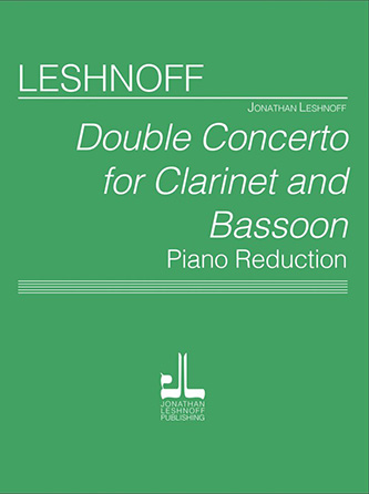Double Concerto for Clarinet and Bassoon
