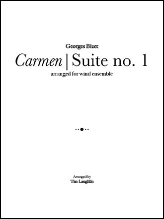 Carmen Suite No. 1