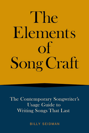 The Elements of Song Craft