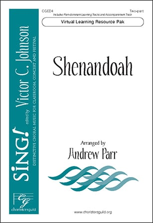 Shenandoah choral sheet music