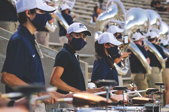 Performance Series Face Mask - Percussion