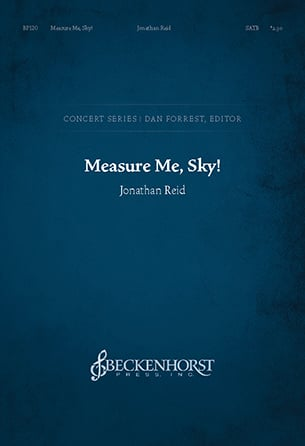 Measure Me, Sky! community sheet music cover