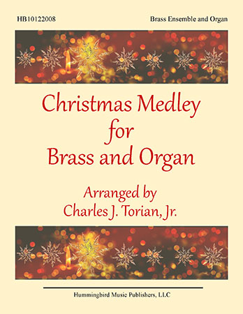 Christmas Medley for Brass and Organ