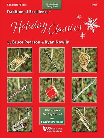 Tradition of Excellence Holiday Classics
