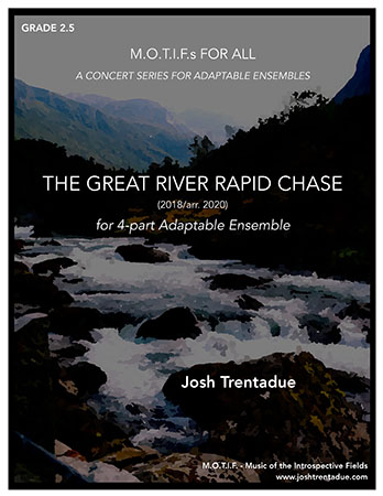 The Great River Rapid Chase