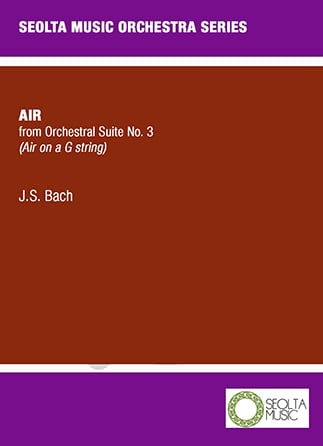 Air from Orchestral Suite No. 3