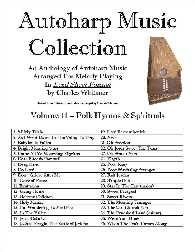 Autoharp Music Collection