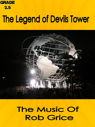 The legend of Devils Tower