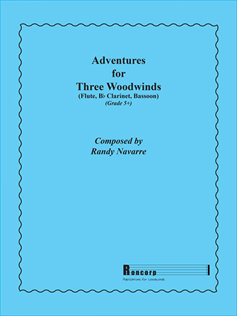 Adventures for Three Woodwinds
