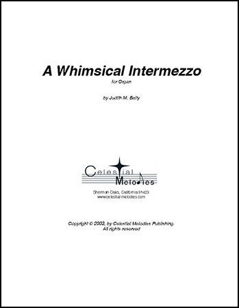 A Whimsical Intermezzo