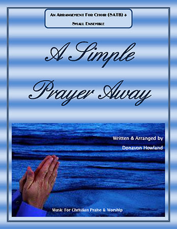 A Simple Prayer Away