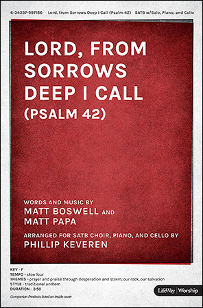 Lord, from Sorrows Deep I Call