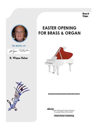Easter Opening with Organ and Brass