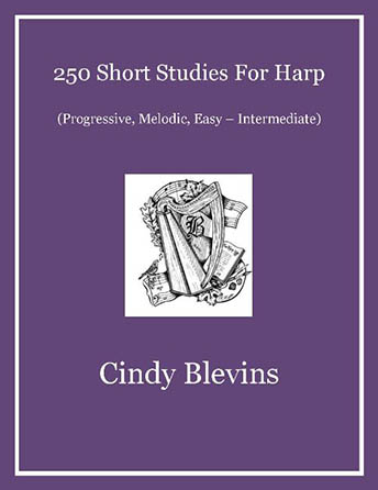 250 Short Studies For Harp