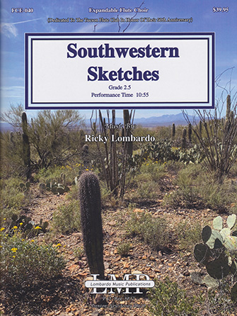 Southwestern Sketches