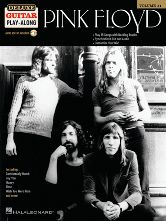 Deluxe Guitar Play-Along, Vol. 11: Pink Floyd