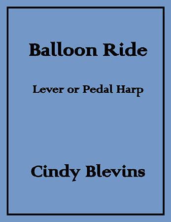 balloon ride (harp solo lever or pedal | j.w. pepper sheet music  j.w. pepper