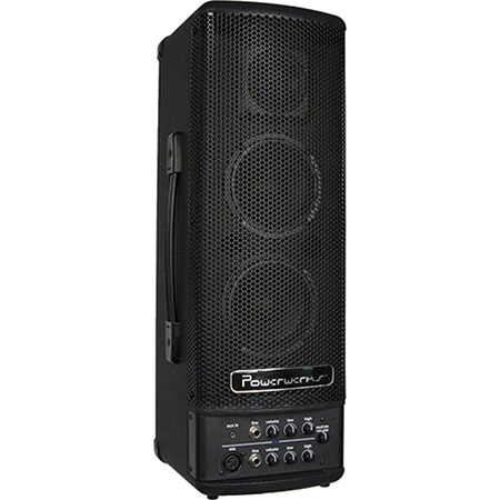Powerwerks 40W Battery Powered PA System with Bluetooth