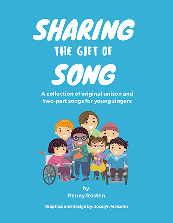 Sharing The Gift Of Song