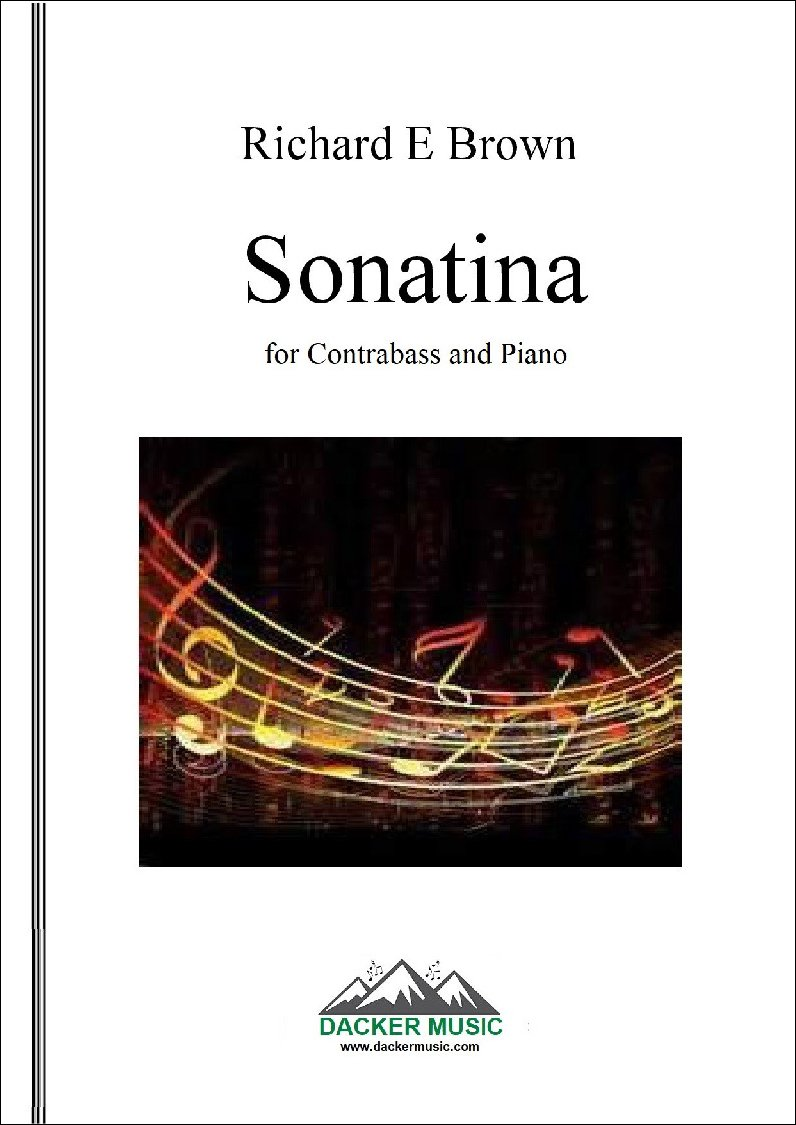 Sonatina for Contrabass and Piano