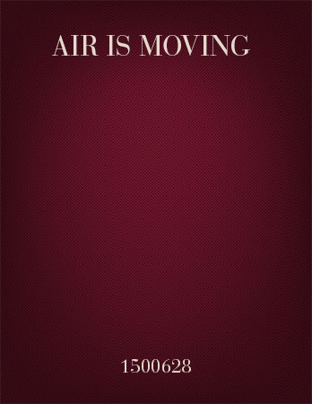 Air Is Moving