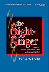 The Sight-Singer, Level 1