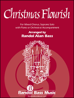 Christmas Flourish
