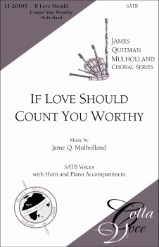 If Love Should Count You Worthy Thumbnail