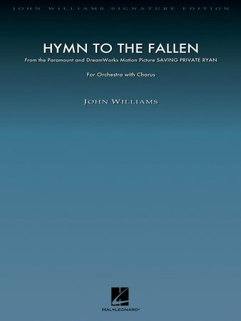 Hymn to the Fallen Cover