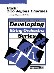 Bach: Two Joyous Chorales