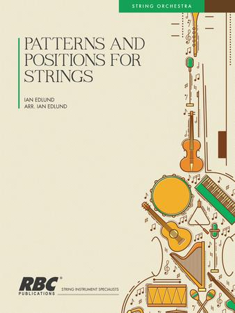Patterns and Positions for Strings