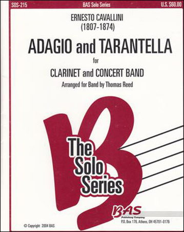 Adagio and Tarantella